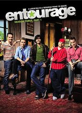 Entourage - Season 3, Part 1 (3-DVD)