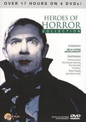 Heroes of Horror Collection (4-DVD)