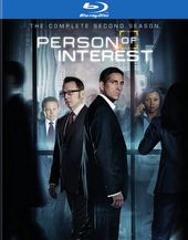 Person of Interest - Complete 2nd Season (Blu-ray)