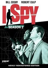 I Spy - Season 2 (5-DVD) [Rare & Out-of-Print]