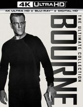 The Bourne Ultimate Collection (Includes Digital