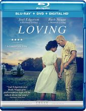 Loving (Blu-ray + DVD)