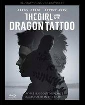 The Girl with the Dragon Tattoo (Blu-ray + DVD)