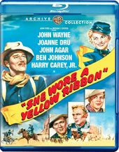 She Wore a Yellow Ribbon (Blu-ray)
