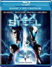 Max Steel (Blu-ray + DVD)