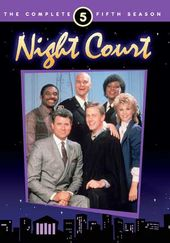 Night Court - Complete 5th Season (3-DVD)