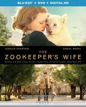 The Zookeeper's Wife (Blu-ray + DVD)