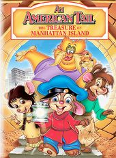 American Tail, An - The Treasure of Manhattan
