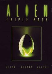 Alien Triple Pack (3-DVD)