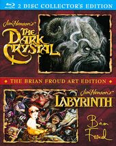 The Dark Crystal / Labyrinth (Blu-ray)