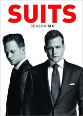 Suits - Season 6 (4-DVD)