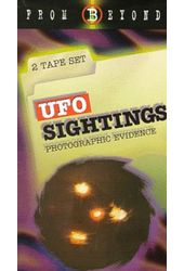 UFO Sightings: Photographic Evidence (2-Tape Set)