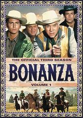 Bonanza - Official 3rd Season - Volume 1 (5-DVD)
