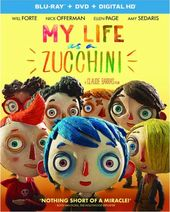 My Life as a Zucchini (Blu-ray + DVD)