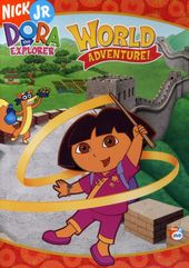 Dora the Explorer - World Adventure!