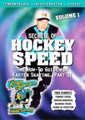 Robby Glantz - Secrets of Hockey Speed, Volume 1