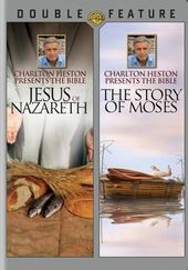 Jesus of Nazareth / The Story of Moses (2-DVD)