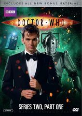 Doctor Who - #167-#172: Series 2, Part 1 (2-DVD)