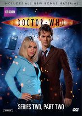 Doctor Who - #173-177: Series 2, Part 2 (2-DVD)