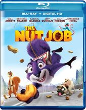 The Nut Job (Blu-ray, Includes Digital Copy,