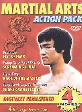 Martial Arts Action Pack (Fist of Fear /