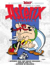 Asterix Omnibus 8: Asterix and the Great