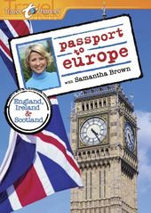 Passport to Europe - England, Ireland & Scotland