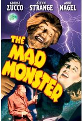 "The Mad Monster - Large Poster (17 3/8"" x 26"")"