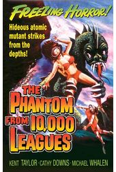 The Phantom From 10,000 Leagues - Large Poster