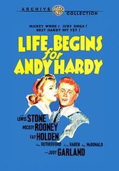 Andy Hardy - Life Begins for Andy Hardy