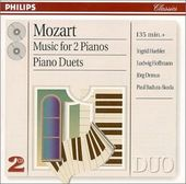 Mozart: Music for 2 Pianos / Piano Duets