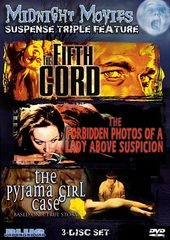 Suspense Triple Feature (The Fifth Cord / The