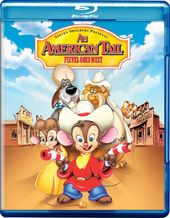 An American Tail: Fievel Goes West (Blu-ray)
