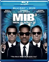 Men In Black 3 (Blu-ray + DVD)