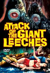"Attack of The Giant Leeches - 11"" x 17"" Poster"