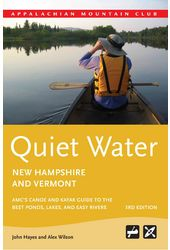 Quiet Water New Hampshire and Vermont: AMC's