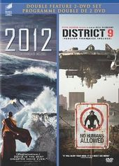 2012 / District 9 (2-DVD)