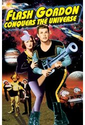 Flash Gordon Conquers The Universe - Large Poster