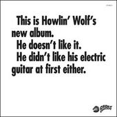 The Howlin' Wolf Album (+ Poster)