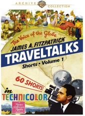 Traveltalks Shorts, Volume 1 (3-Disc)