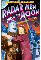 "Radar Men From The Moon - Large Poster (18"" x 24"")"