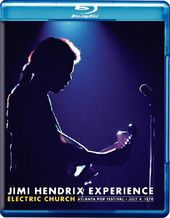 Jimi Hendrix - Electric Church (Blu-ray)
