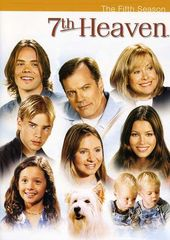7th Heaven - Season 5 (6-DVD)