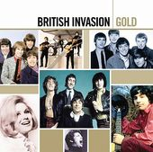 Gold: The British Invasion (2-CD)