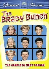 Brady Bunch - Complete 1st Season (4-DVD)