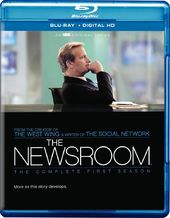 The Newsroom - The Complete 1st Season (Blu-ray)