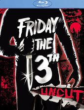Friday the 13th (Uncut) (Blu-ray)