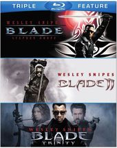 Blade Triple Feature (Blade / Blade 2 / Blade: