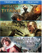 Wrath of the Titans / Clash of the Titans / Clash