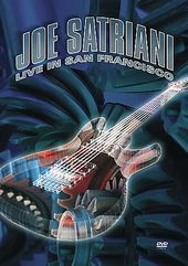 Joe Satriani - Live In San Francisco (2-DVD)